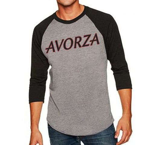 UTR1 Grey/Black Raglan Black/Red Avorza