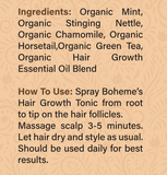 Boheme Leave In Hair Growth Tonic (3)