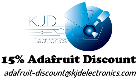 15% Adafruit Discount