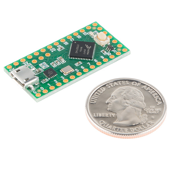 Teensy LC - Without Pins - MKL26Z64