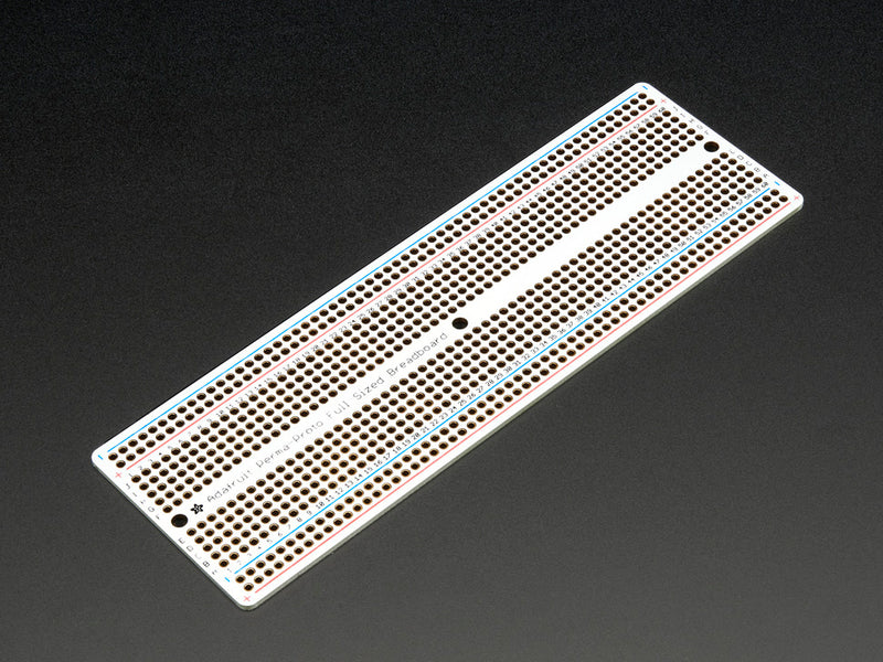 Adafruit Accessories Perma-Proto Full Breadboard PCB