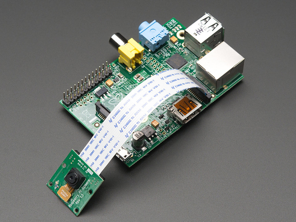 Flex CSI Cable for Raspberry Pi Camera - 100mm / 4""