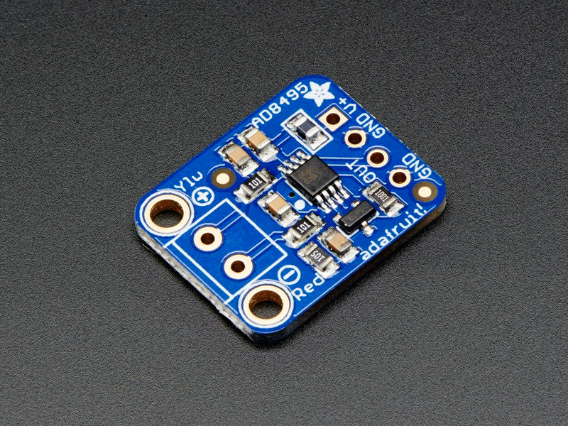 Adafruit Analog Output K-Type Thermocouple Amplifier - AD8495 Breakout