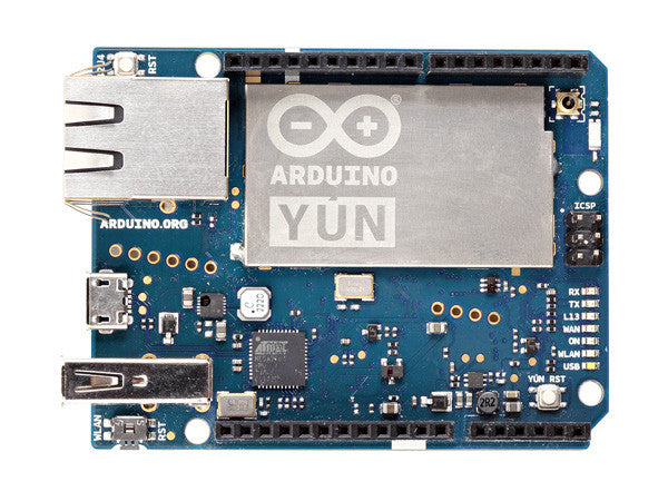 Arduino Yún without POE