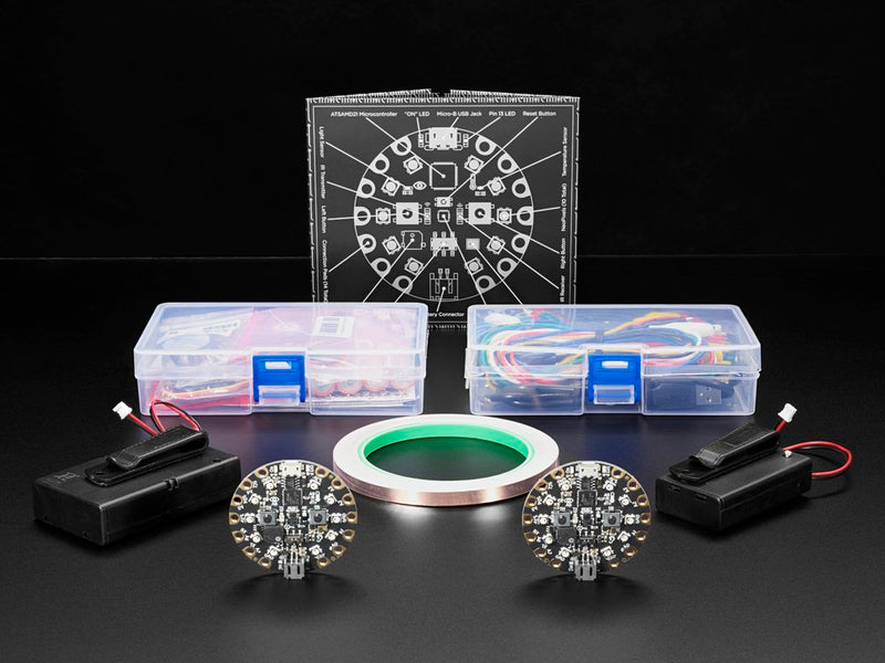 Adafruit Circuit Playground Express Advanced Pack