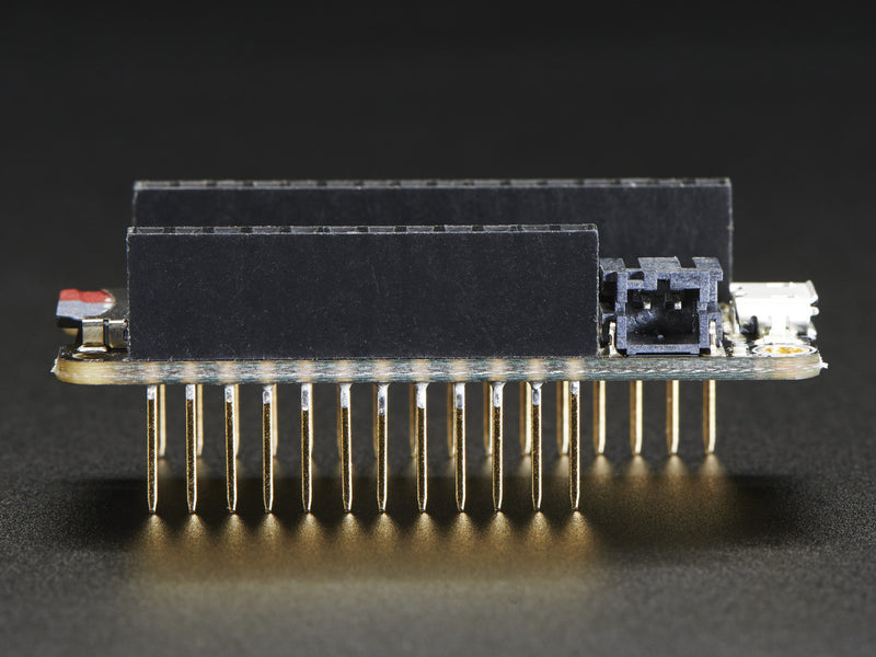 Adafruit Feather 12-PIN AND 16-PIN Female Headers