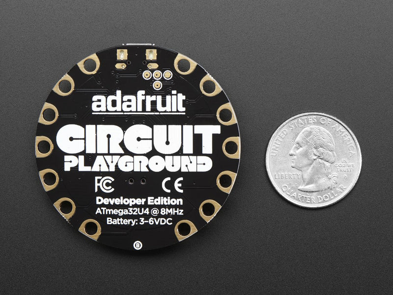 Adafruit Circuit Playground - Developer Edition