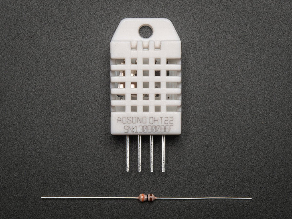 Adafruit DHT22 Temperature-humidity Sensor