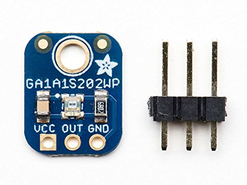 Adafruit GA1A12S202 Log-scale Analog Light Sensor