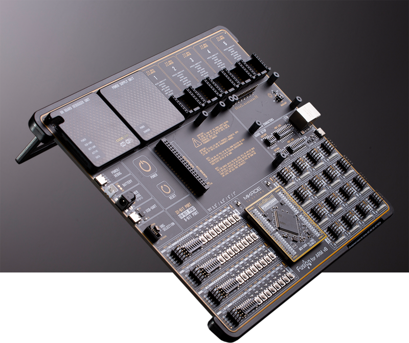 MikroElektronika Fusion Development Boards [Pre Order]