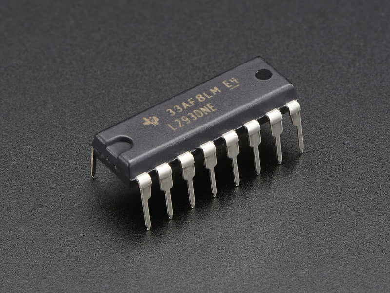 Dual H-Bridge Motor Driver for DC or Stepper Motors
