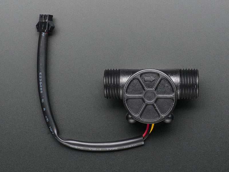Adafruit Liquid Flow Meter