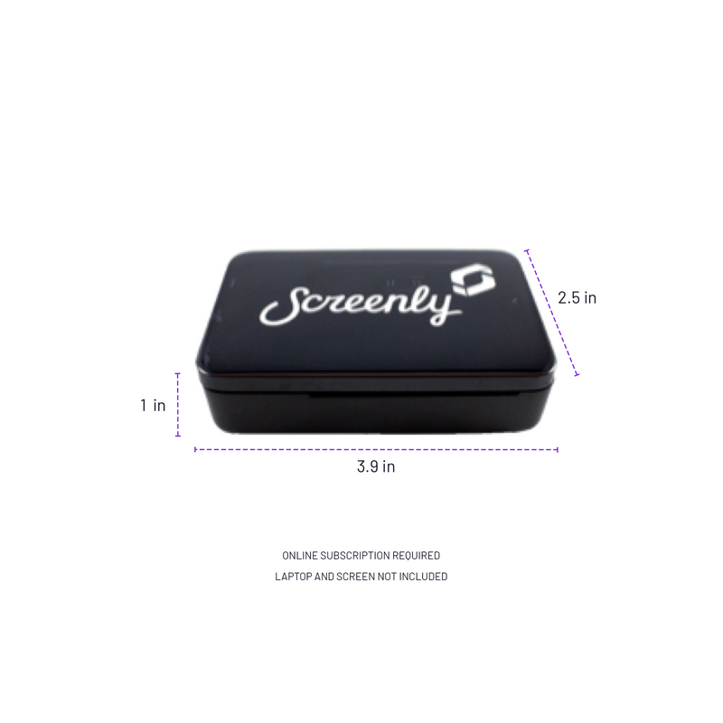 Screenly Box 0