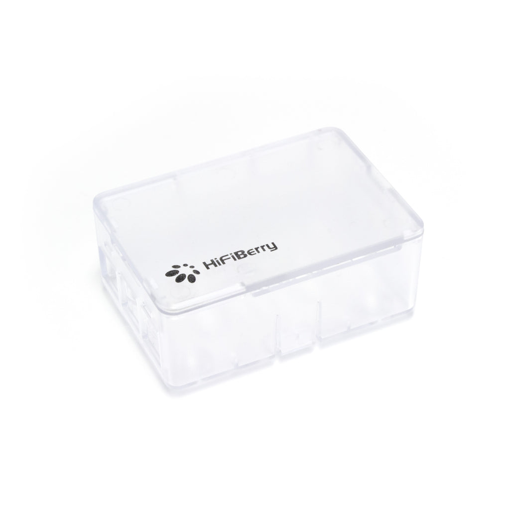 HiFiBerry Universal Case III (Clear)