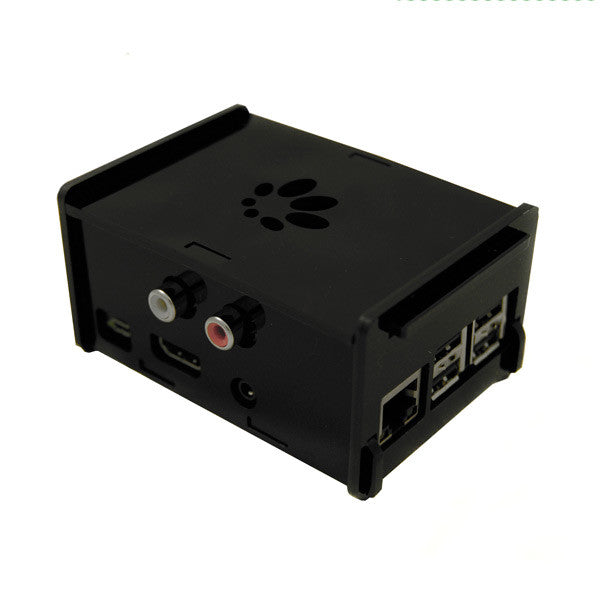HiFiBerry Acrylic Case for DAC+ and Digi+ (Black)