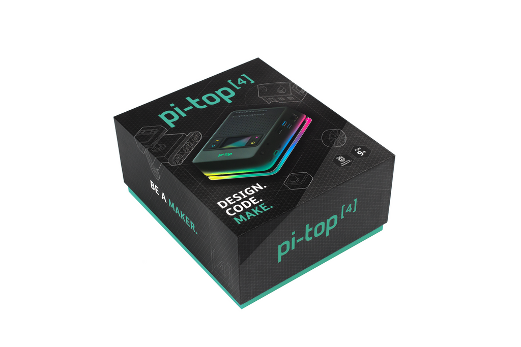 Pi-Top 4 with Raspberry Pi 4 (4GB)