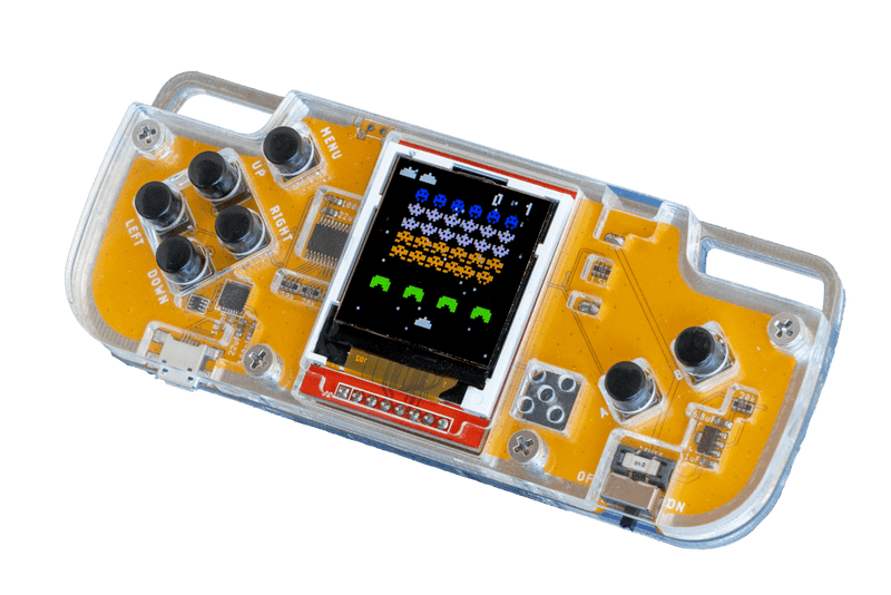 Circuitmess Nibble - An Educational DIY Game Console
