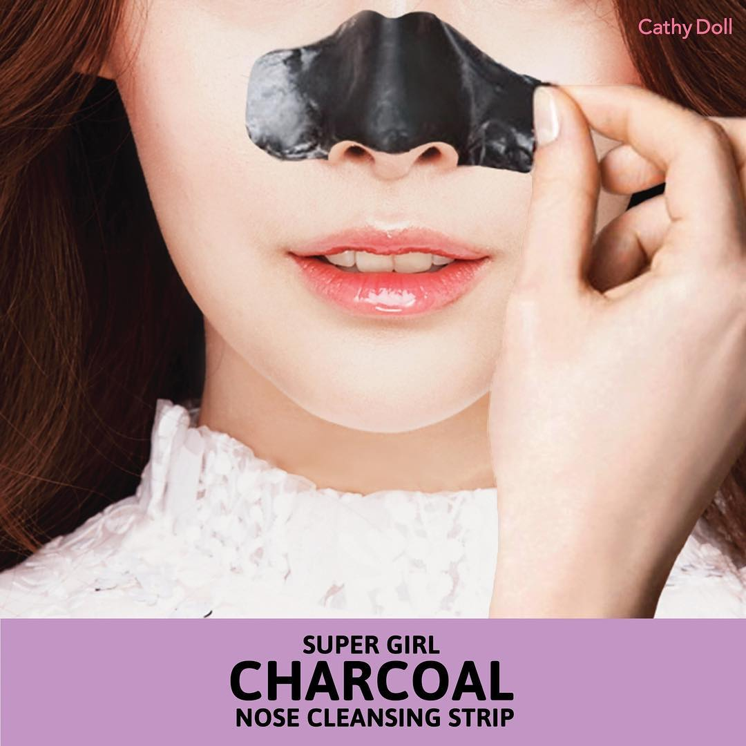 Super Girl Charcoal Nose Cleansing Strip