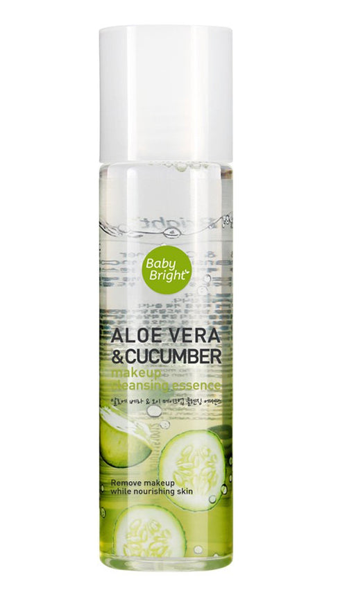 Aloe Vera and Cucumber Make up Cleansing Essence 100ml