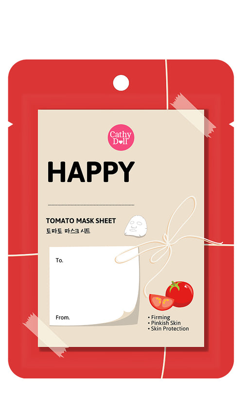 Happy Sheet Mask