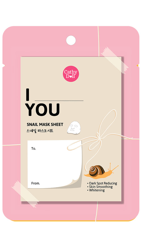 Miss You Sheet Mask