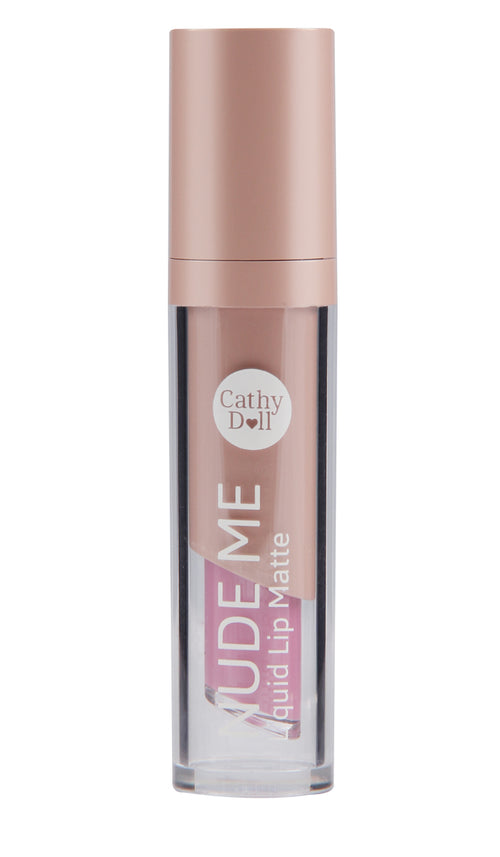 Nude Me Liquid Lip Matte 4g #06 Dusty Rose