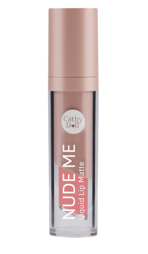 Nude Me Liquid Lip Matte 4g #05 Peach Me