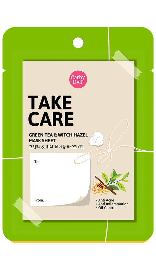 Take Care Sheet Mask
