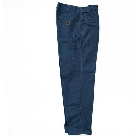 Used Standard Cargo Work Pants - Navy Blue
