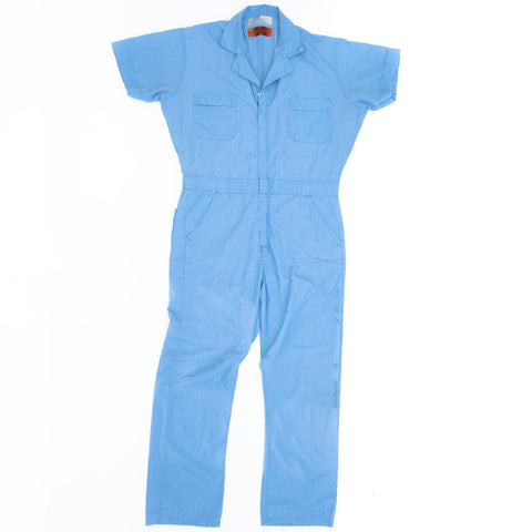 Used Flame Resistant Non-Insulated Work Coverall