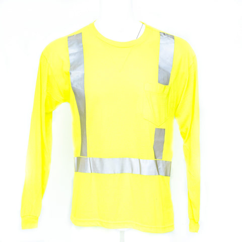 Used Hi-Visibility T-Shirt - Short Sleeve