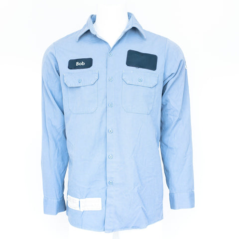 Used 100% Cotton Standard Work Shirt -Long Sleeve