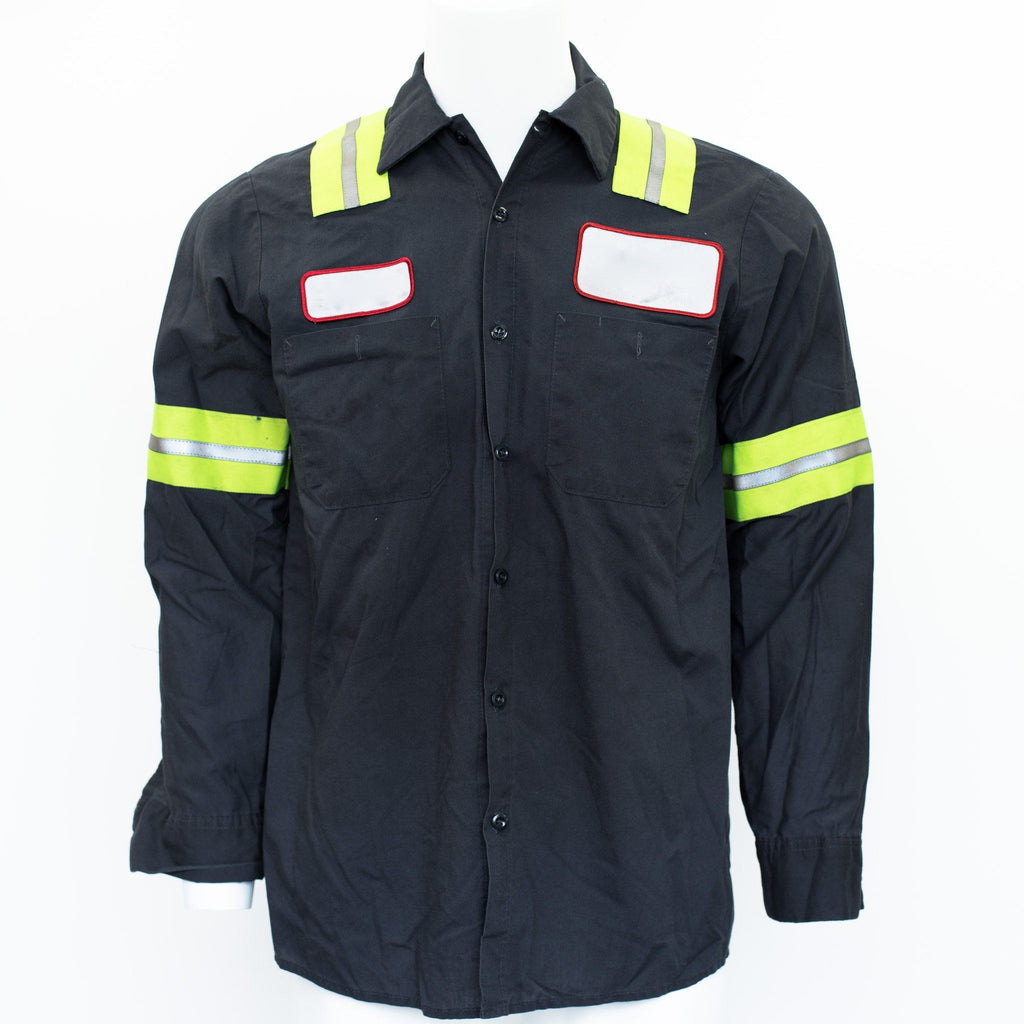 Used Hi-Visibility Work Shirt - Long Sleeve