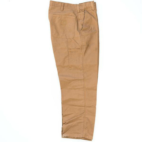 Used Standard Hi-Visibility Work Pants - Gray