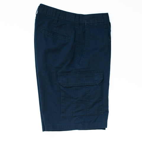 Used Standard Hi-Visibility Work Pants - Navy Blue