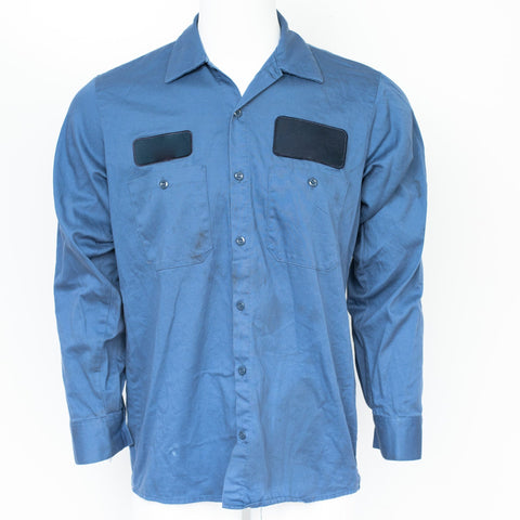 Used Motorsport Work Shirt - Short Sleeve