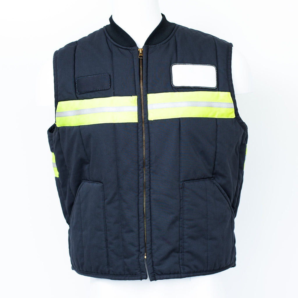 Used Hi-Visibility Quilted Lined Vest