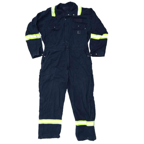 Used Hi-Visibility Flame Resistant Coverall