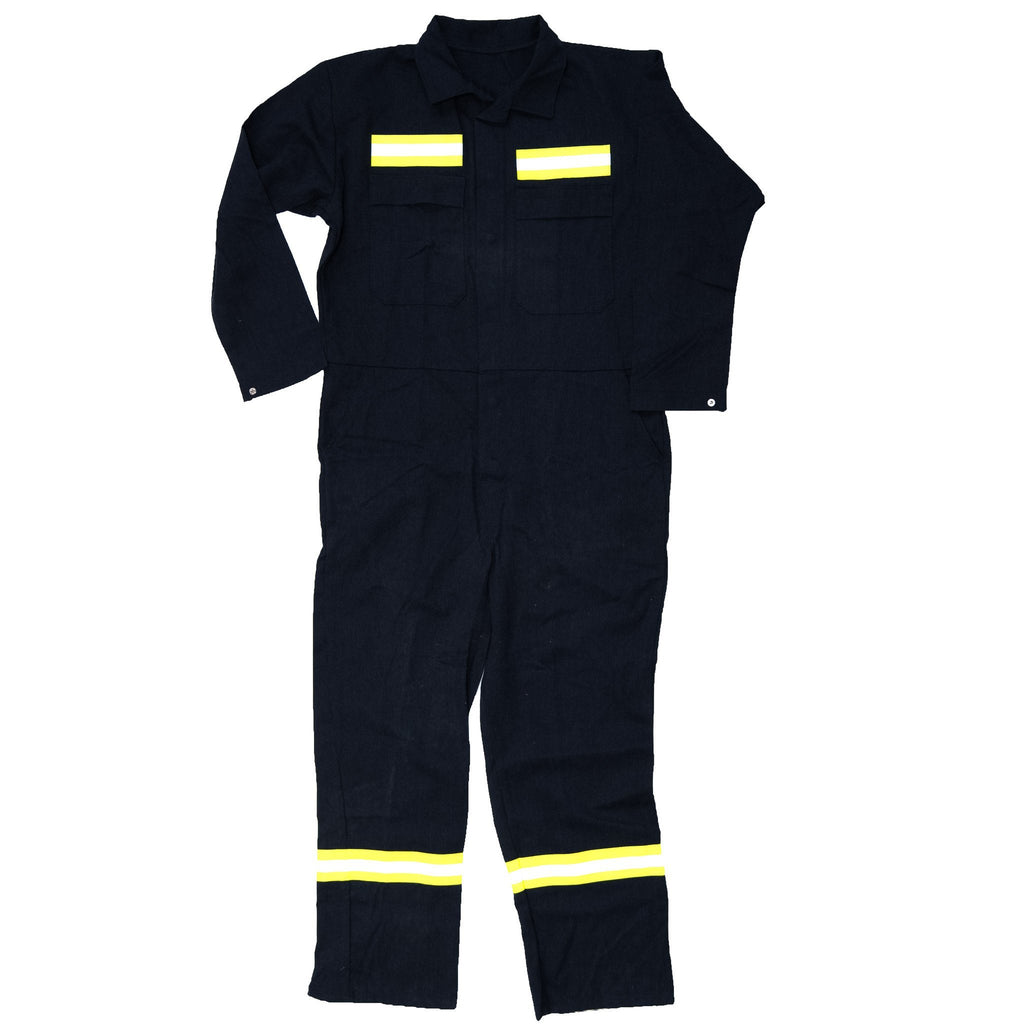 Used Standard Hi-Visibility Non-Insulated Work Coverall