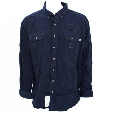 Used Brand Name Tradesman Shirt - Long Sleeve
