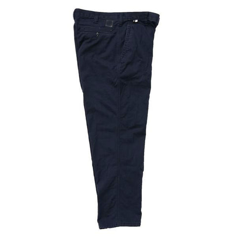 Used Standard 100% Cotton Work Pants - Navy Blue