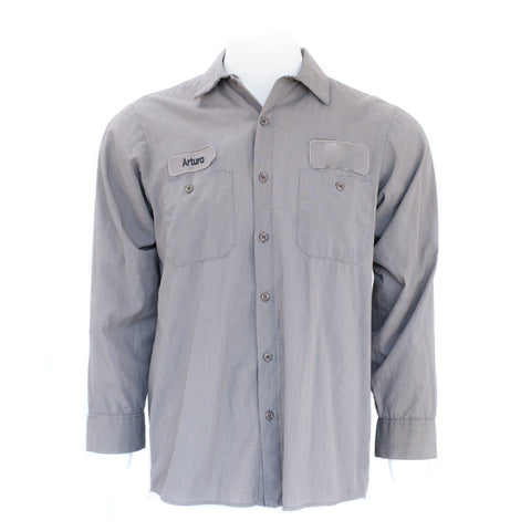 Used Motorsport Work Shirt - Long Sleeve