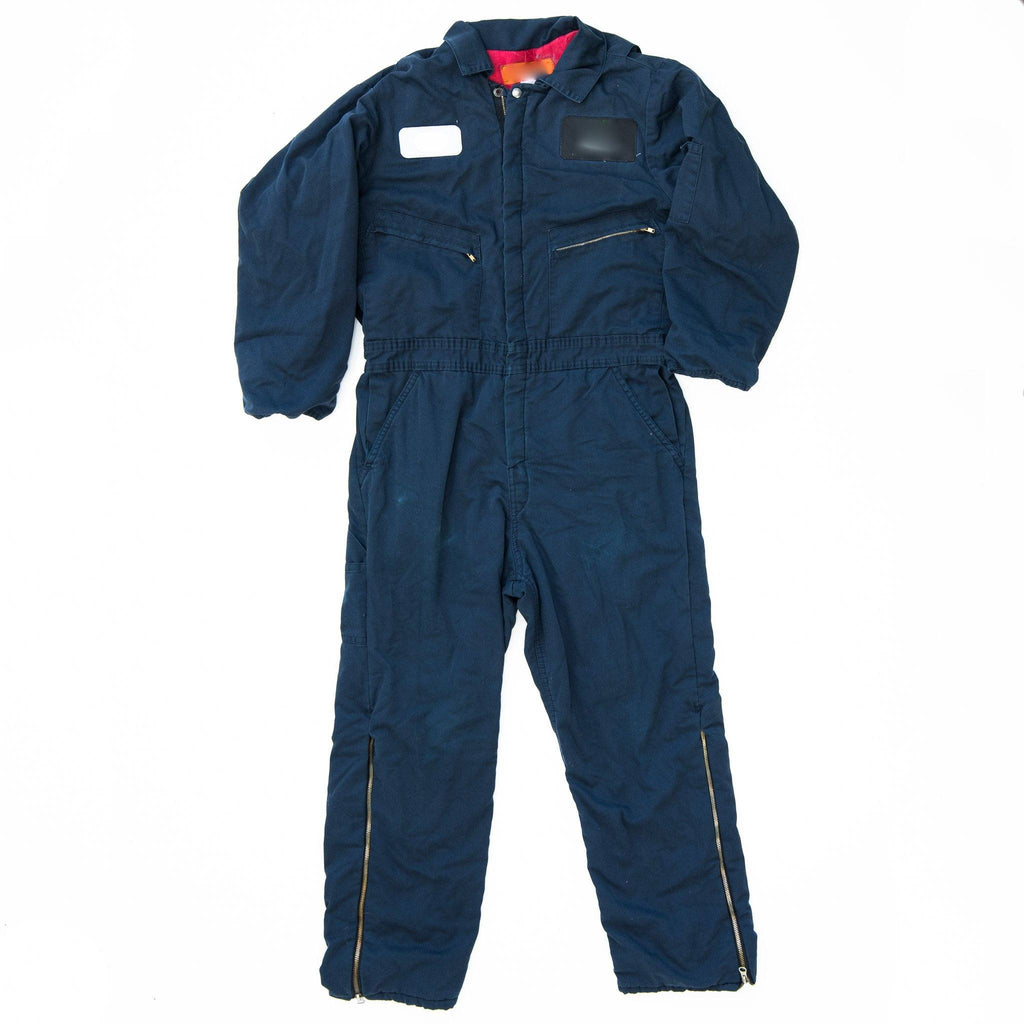 Used Standard Insulated Work Coverall - Long Sleeve