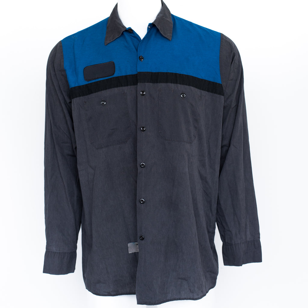Used Motorsport Work Shirt - Mixed Colors - Long Sleeve