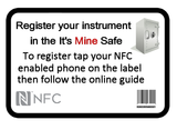 It's MINE Instrument security chip