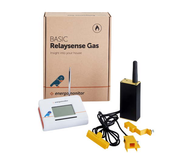 Kit Gestor Energetico Energobox sensor gas