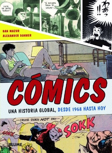 CÓMICS, HISTORIA GLOBAL