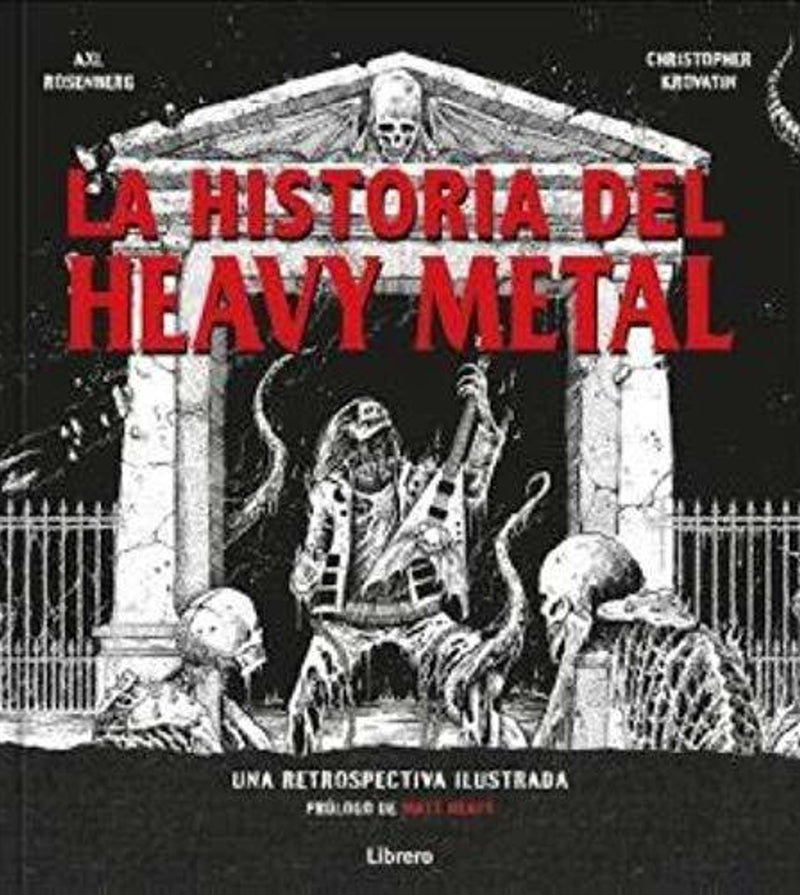 HEAVY METAL, HISTORIA