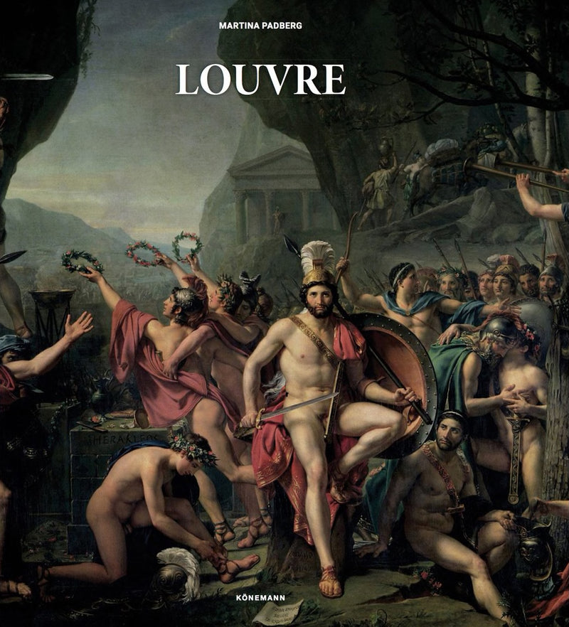JUMBO SLIM: LOUVRE PAINTINGS