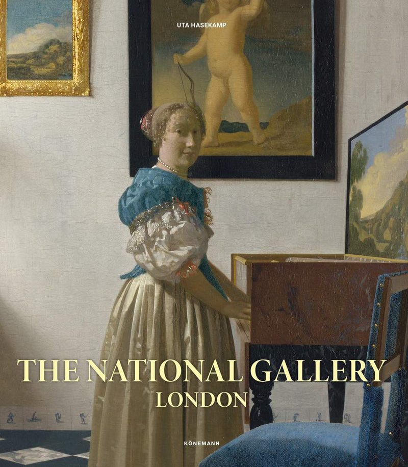 JUMBO SLIM: THE NATIONAL GALLERY OF LONDON